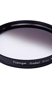 Tianya 72 milímetros circular graduado filtro cinza para canon 15-85 18-200 17-50 lente 28-135mm