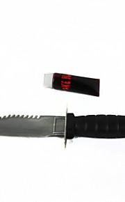 faca ensanguentada brinquedos complicados Cool - cinza preto
