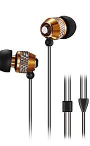 Jablko do uší - Drátový - Sluchátka (pecky, do uší) ( Mikrofon/MP4/pecky/Rušení šumu )