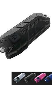 Lanternas LED LED Modo 45 Lumens Prova-de-Água / Recarregável / Tamanho Compacto / Emergência / Tamanho Pequeno / Bolso / Super Leve LED