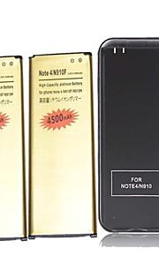 4500 - Samsung - Samsung Galaxy Note 4 - vervang batterij - Note 4 N9100 - Ja - USA/USB -