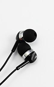 Jablko do uší - Drátový - Sluchátka (pecky, do uší) ( Mikrofon/MP4/pecky )