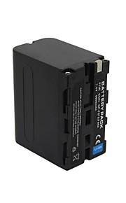 NP-F970/F960 - Li-ion - Batterij - voorfor SONY BC-V615, DCM-M1, DCR-TRU47E, PLM-100, VCL-ES06A<br>,CCD-TR1, CCD-TR200, CCD-TR215, CCD-TR3,<br>