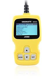AUTOPHIX® Diagnostic Tool Special OBD2 OBD II EOBD JOBD Code Reader for Japanese Car OM500 for TOYOTA HONDA NISSAN