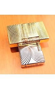 kreative metal diamant slibehjul lightere guld sølv