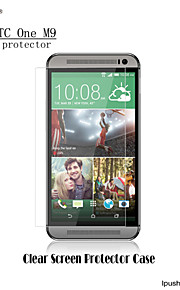 Screen Protector - HTC M9 - ( High Definition (HD) )