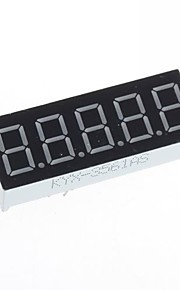 Compatible (for Arduino) 5-Digit Display Module - 3.2in.