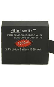 GOPRO - SJ5000 / SJ5000 Wi-Fi / SJ4000 Wi-Fi / SJ4000 - Li-Polymeer - Batterij - voor SJ5000 / SJ5000 Wi-Fi / SJ4000 Wi-Fi / SJ4000 - 3.7