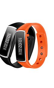 "0.91"" OLED Bluetooth Bracelet Health Watch Wristband Wrist Wrap Sports Pedometer with Sports&Sleep Tracking"