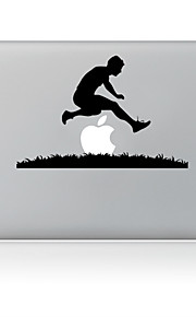 skride over utformingen dekorative hud klistremerke for MacBook Air / pro / pro med retina-skjerm