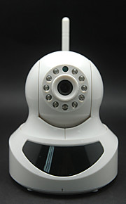 sp-nc501 ip cam 30w piksler / support tf kortet / h.264 / toveis tale intercom