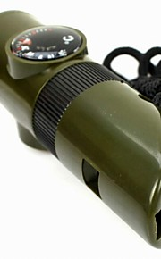 Multifunctional Portable Outdoor Camping Survival Whistle