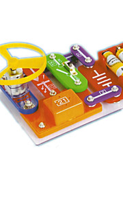 elektroniske blokke kit kredsløbsblokke 58 slags syning måde
