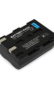 D-LI50/NP400 - Li-ion - Batterij - voor for   MINOLTA A1/A2/A5/A7/D5i  PENTAX K10B/K10D/K20D  SAMSUMG GX10/GX20 - 7.4V - ( V ) - 1500mAh-