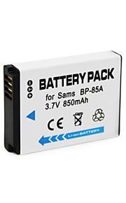 BP-85A - Li-ion - Batterij - voor for  Samsung PL210 SH100 WB210 ST200 ST200F - 3.7V - ( V ) - 850mAh - ( mAh )