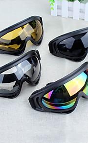 x400 UV-beskyttelse udendørs sport ski briller cs hær taktiske militære beskyttelsesbriller (assorterede farver)