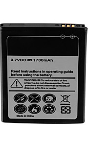 batería de repuesto - 1700 - Samsung - W I8150/Wave 3 S8600 - S5820 - No