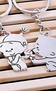 elske for evigt bryllup nøglering nøglering til elsker Valentinsdag (et par)
