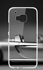 HTC 하나 투명 백 케이스 커버 (M9)