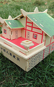 håndlavede antikke kinesiske Jiuzhai Zang hjem