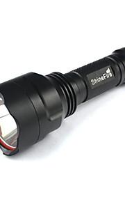 Lanternas LED ( Recarregável/Superfície Antiderrapante/Emergência/Bolso ) - ParaCampismo / Escursão / Espeleologismo/Uso