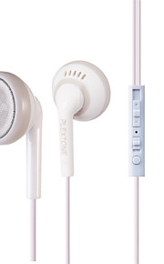 PLEXTONE® X30M Earplugs  Earphone with Mic and Compatibe for iPhone6/iPhone6 Plus MobilePhone/Pad/MP3/PC