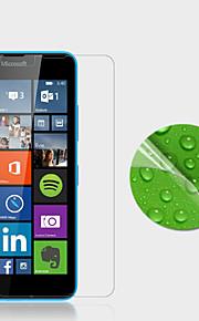 protector de pantalla de alta definición para microsoft Lumia 640