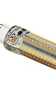 4W G9 LED-kornpærer T 104 SMD 3014 350 lm Varm hvit AC 220-240 V 1 stk.
