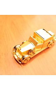 den nye kreative retro metal bilens cigarettænder gyldne