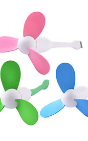 YGH-556 Fashionable Portable Flexible Mini USB Fan Assorted Colors