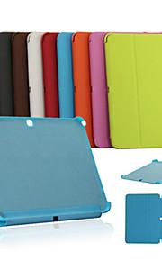business case caso della copertura del basamento per tablet di Samsung Galaxy Tab 10.1 4 T530 pellicola schermo T531 + stilo + fishbone