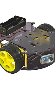 The New Disc Type Intelligent Car Chassis, Two Drive