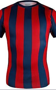 Super Fit Fasion High Elastic Football T-shirt