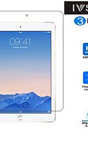 아이 패드 공기 2 태블릿 ivso 화면 보호기 프리미엄 크리스탈 HD 분명 스크래치 방지 -3 팩