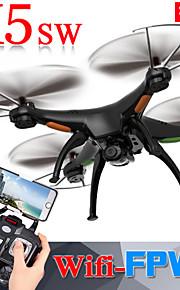 SYMA x5sw rc quadrokopter bygge i hd-kamera med wifi FPV realtid transmission til video og foto, 4CH 6axis helikopter