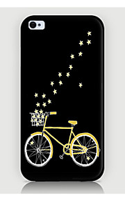 The Bicycle Pattern Case Back Cover for Phone4/4S Case