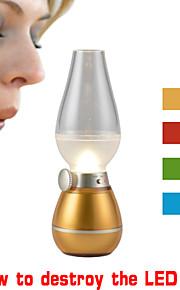 enkel operasjon kan justere lysstyrken, et slag utenfor ledet desktop lampe