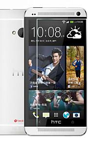pinli 2.5D 9h reais anti olhos azuis claros cuidado protetor de tela de vidro temperado para HTC One m7