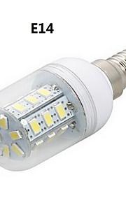 E14/G9 4.5 W 27 SMD 5730 450-500 LM Varm hvit/Kjølig hvit Spotlys AC 220-240 V