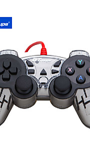 GTC® Wired Game Controller (USB port)Support PS3/ Win7/ Win8/ PC360