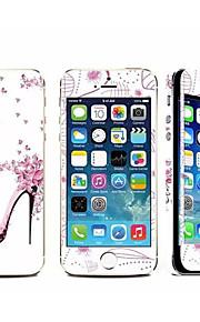 eksplosionssikret hærdet glas high definition klassiske sticker til iPhone 5 / 5s