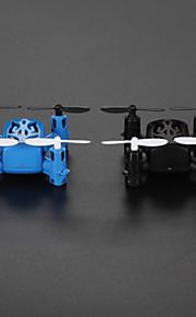JJR / c h2 2,4 g mikro rc quadrokopter med gyro