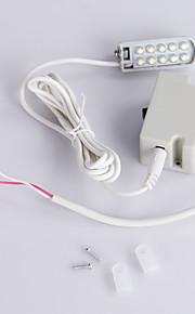 d10b-0.5W ledet symaskin lampe industriell sybord lys lys, arbeider lampe ac110v220v380v
