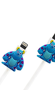 disney james Sulley Ladekabel für iPhone 5 g / 5s / 5c / 6 / 6plus ipad 2 ipad mini Luft