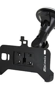 mini sorriso ™ auto supporto del supporto congiunto con ventosa per Samsung Galaxy Note 4 / n9100 - nero