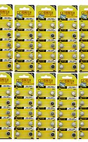 tianqiu AG3 LR41 392 hoge capaciteit knop batterijen (100 stuks)