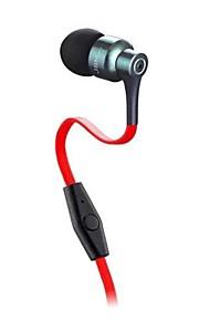 jbmmj-8600 casque 3,5 mm dans le conduit auditif stéréo antibruit pour lecteur media / tablette