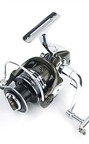 4000 Size 5.2:1 Full Metal Reel 10+1 Ball Bearings Full Metal Sea Fishing Freshwater Fishing Carp Fishing Reel