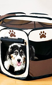 개/고양이 - 옷감 - 휴대용 - 바구니
