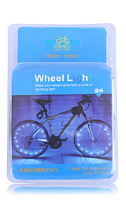 leadbike 20led 2meters usb rechargalbe LED-Rad-Licht / Speichen / Sicherheitsbeleuchtung / LED-Lampen / Taschenlampen